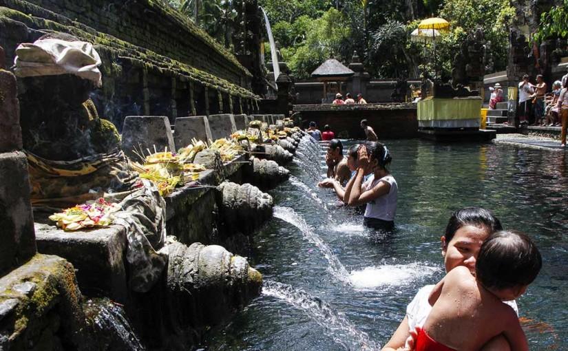 Bali Tours : Spiritual Tour